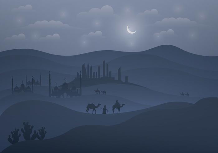 Background Of Arabian Nights