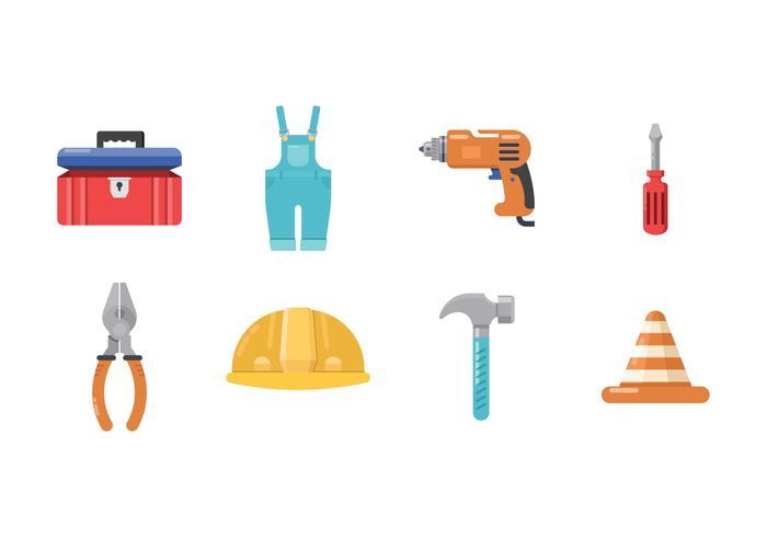 Ícones do trabalhador livre