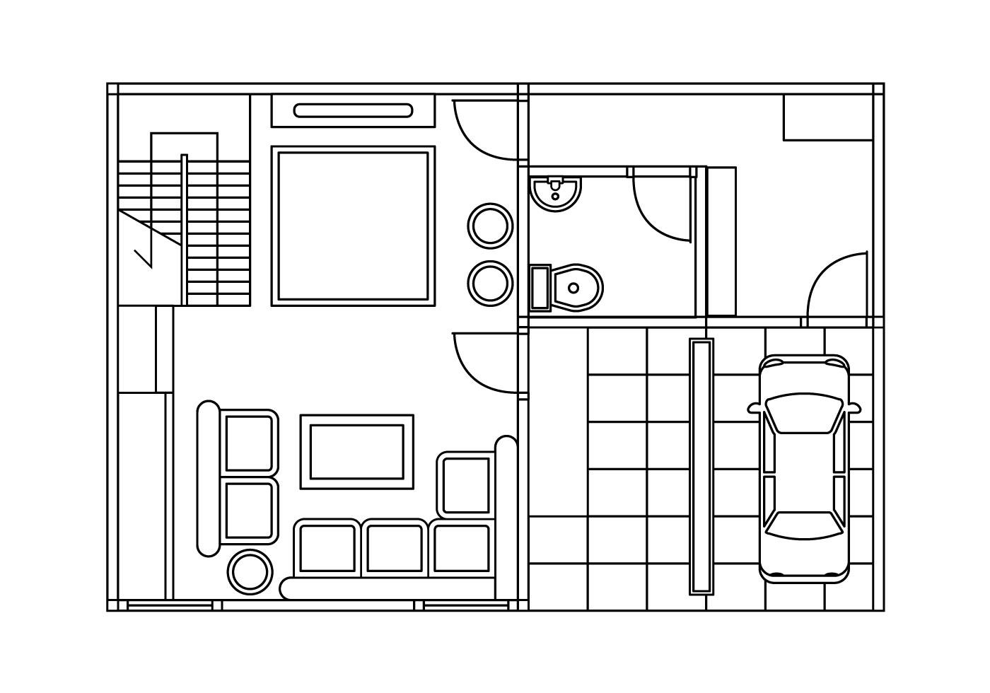 floor plan vector 128939 vector art at vecteezy