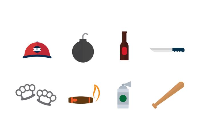 Free Hooligans Icons