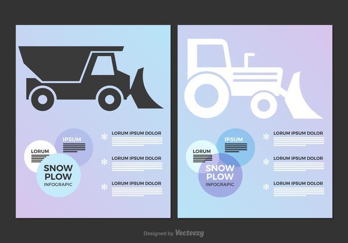 Infografia de Snow Arough grátis