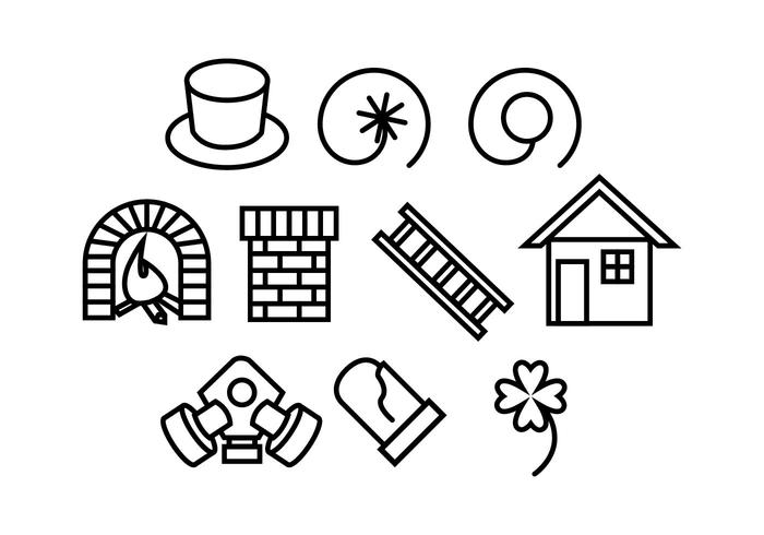 Free Chimney Sweep Vectors