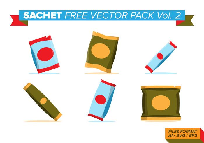 Sachet Libre Vector Pack Vol. 2