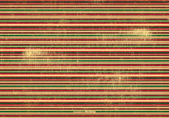 Fond d'écran Grunge Christmas Stripes