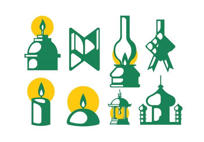 Vettori di elementi del Ramadan
