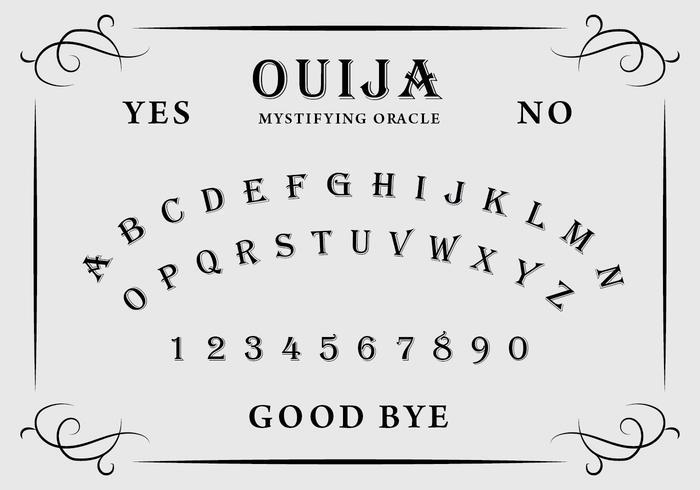 Ouija styrelse