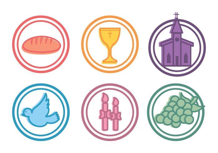 Vecteur communion