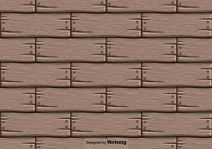 Fond de bois vectoriel - motif transparent