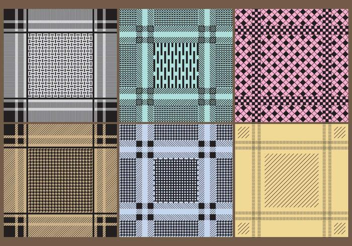Keffiyeh Patterns