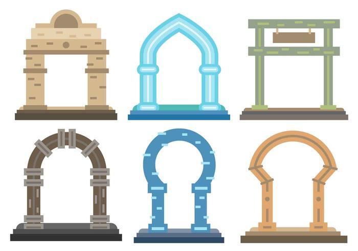 Free Gates Vector