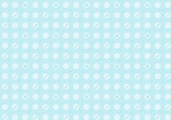 Gratis Bubble Wrap Vector