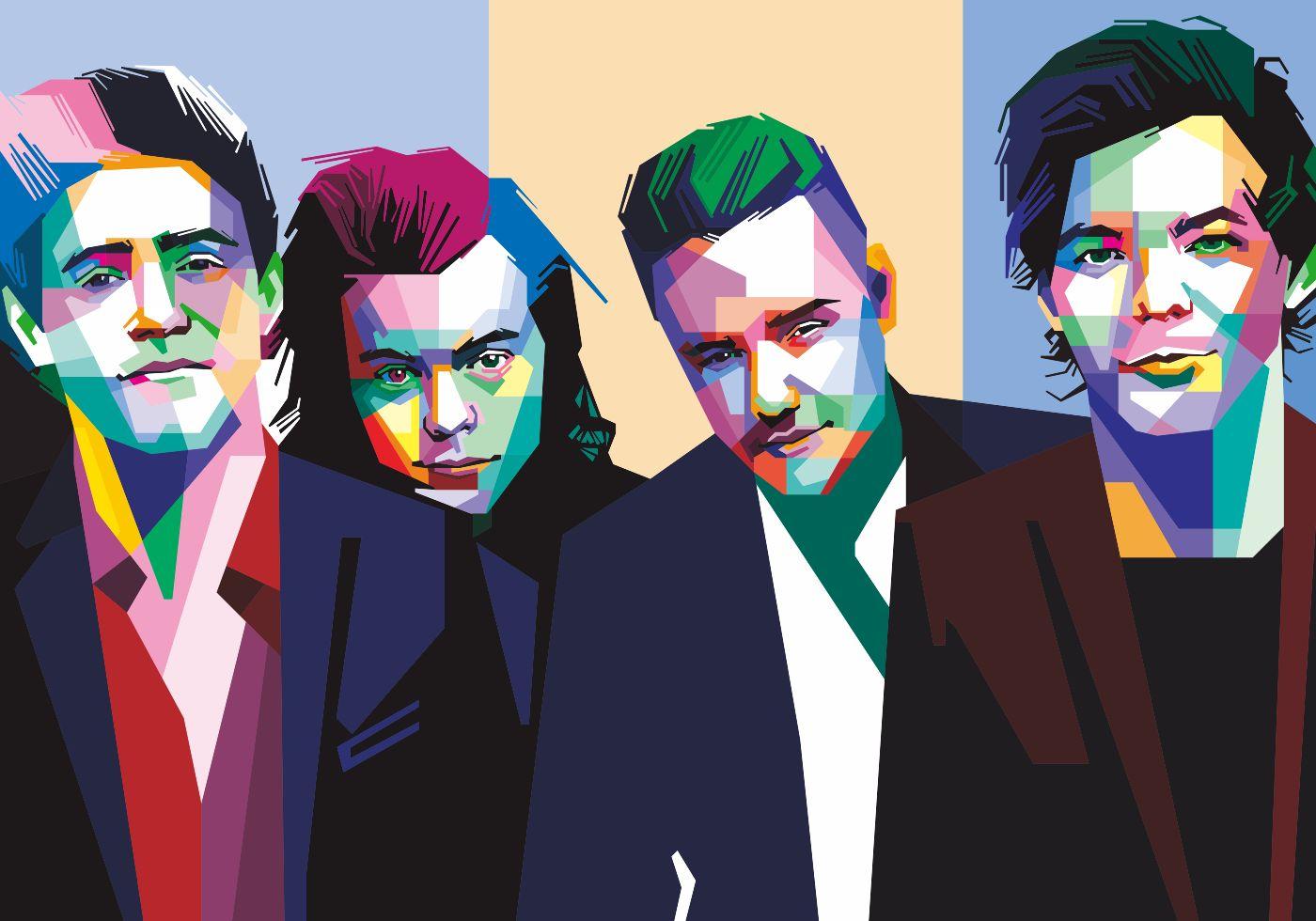 One Direction Vector - Download Free Vectors, Clipart ...