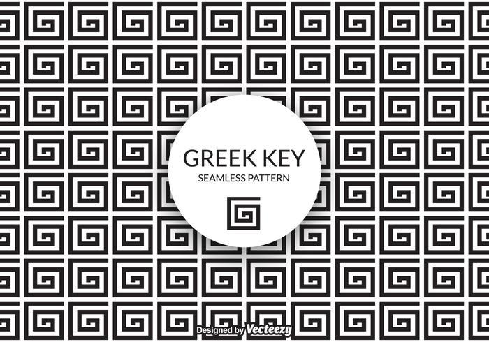 Chiave greca di vettore gratis