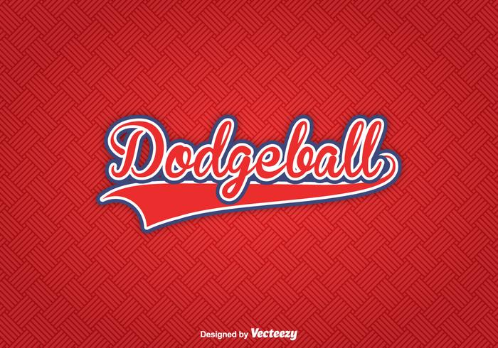 Free Dodgeball Vector Texture