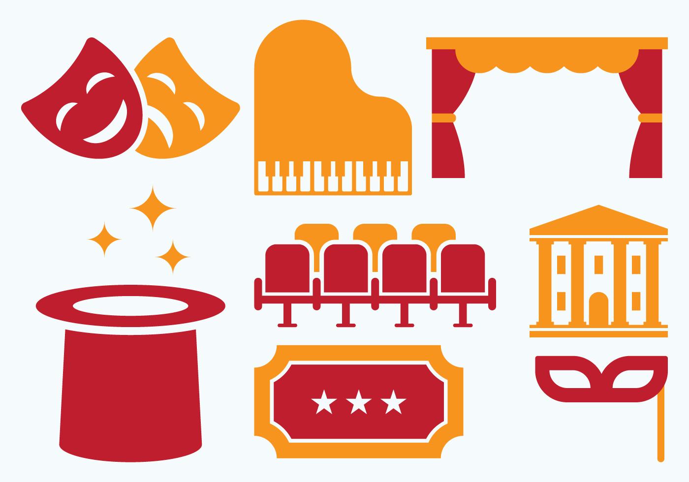 Театральные логотипы картинка