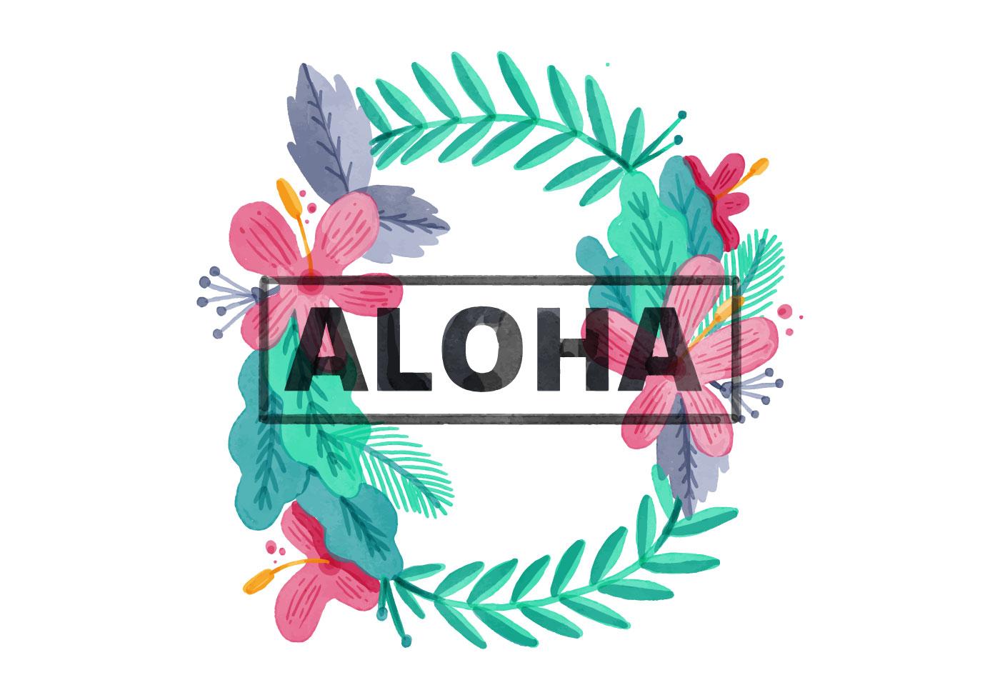 Todd Clipart 20 Fee Cliparts Download Imagenes: Hawaiian Lei Free Vector Art