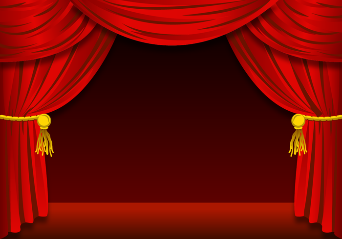 Free Teatro Vector