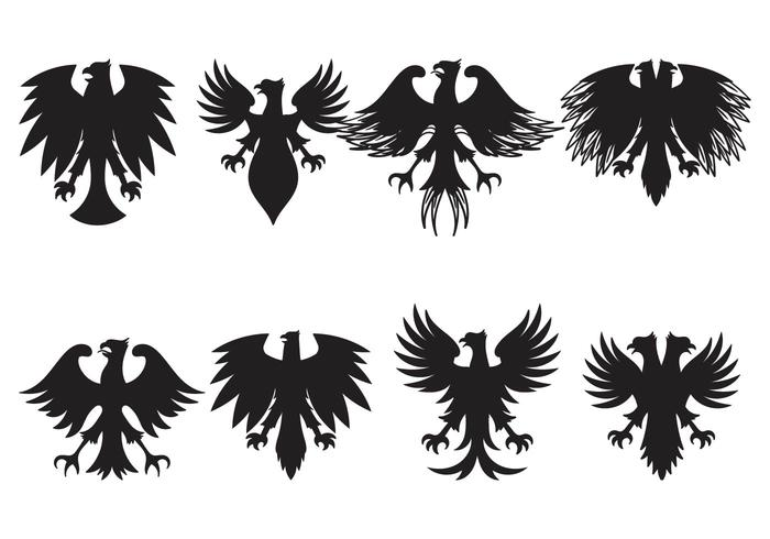 Free Polish Eagle Vector