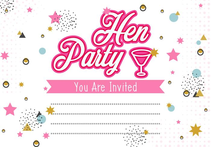 Invitation Template Free Vector Art 8834 Free Downloads – Invitation Templete