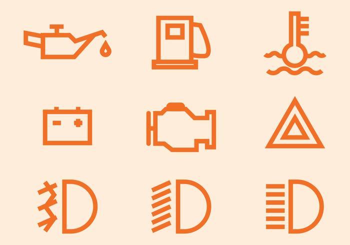 Free Auto Mobile Symbol Vector Icon