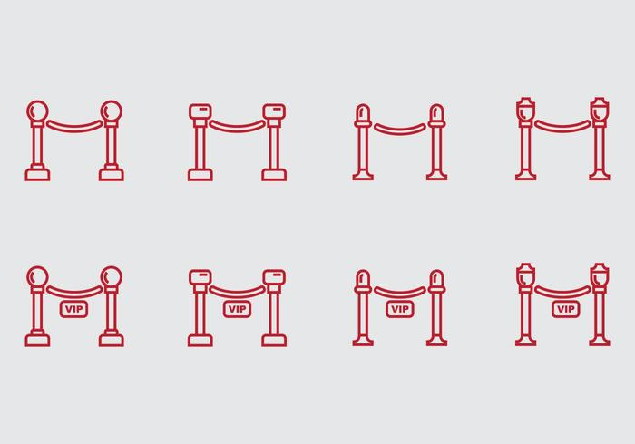 Velvet Rope Icon