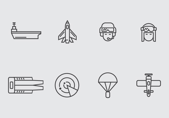 Aircraft Carrier Icon