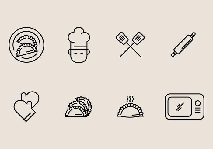 Empanadas Icono