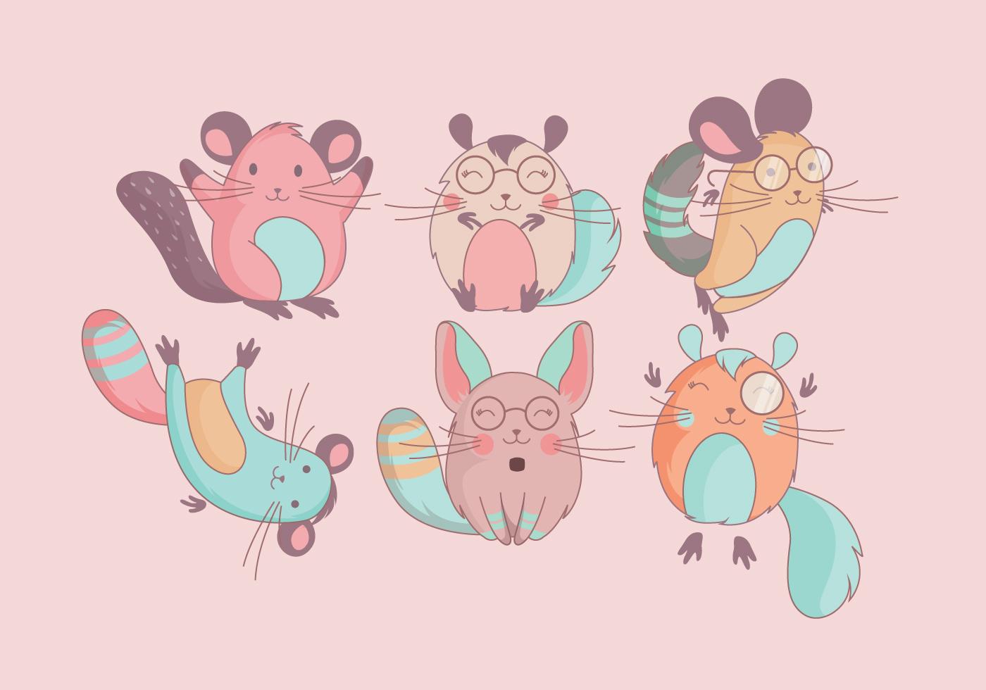 老鼠插畫 免費下載 | 天天瘋後製