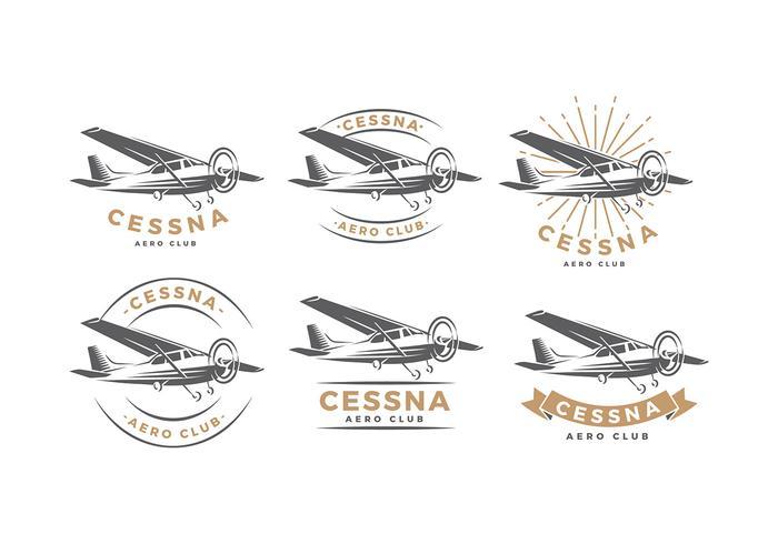 Cessna Logo Vector Libre