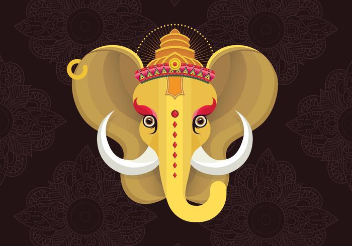 Ilustración de Ganesh