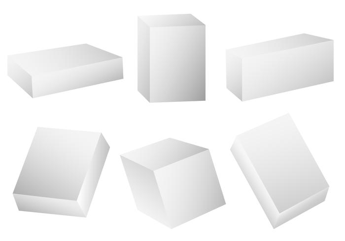 Free Boxes Vector