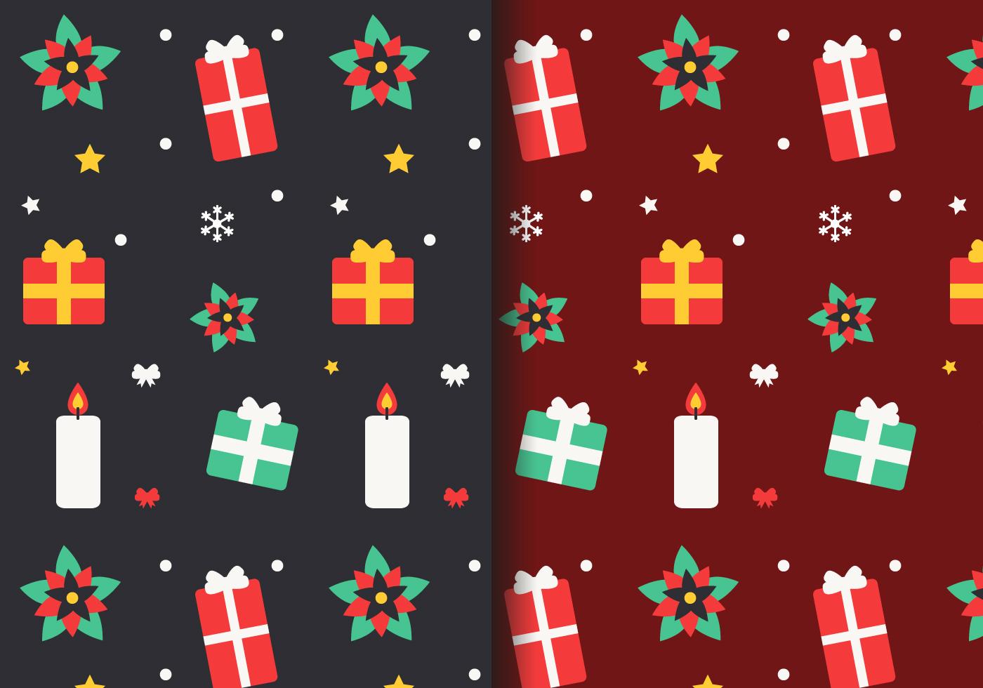 聖誕插圖 免費下載 | 天天瘋後製
