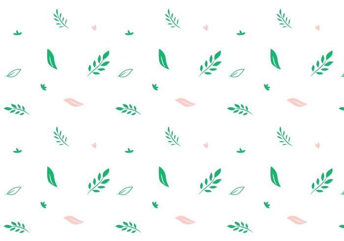 Leaf Vector Pattern