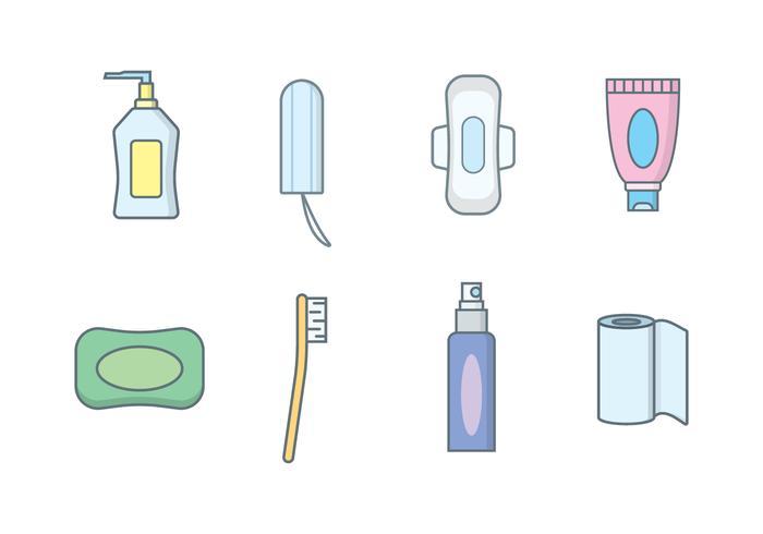Women's Hygiene Vector
