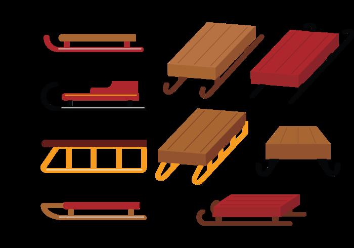Toboggan Vectors