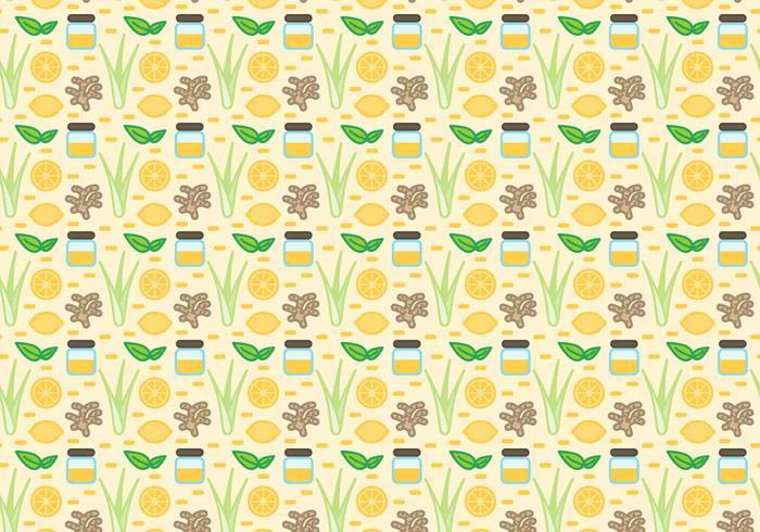 Vecteur de citronnelle gratuit