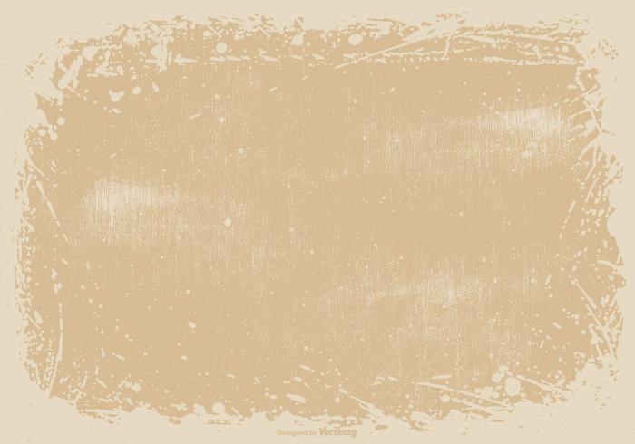 Grunge Frame Background vector