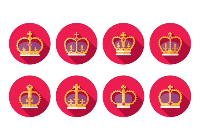 Free British Crown Icons