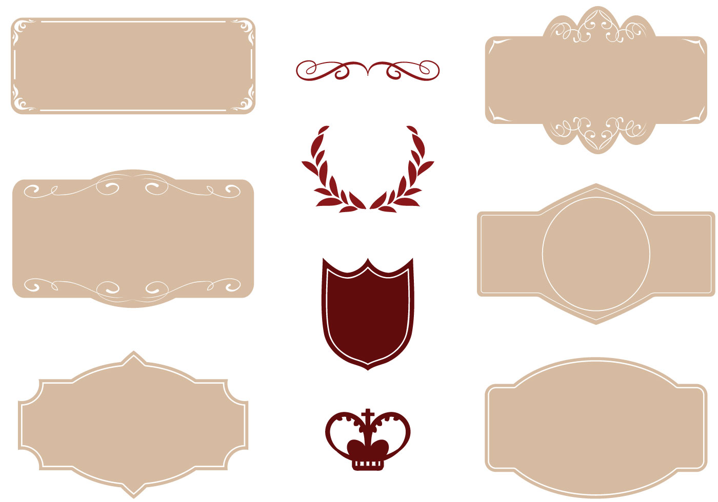 This is a graphic of Free Printable Cigar Labels with downloadable