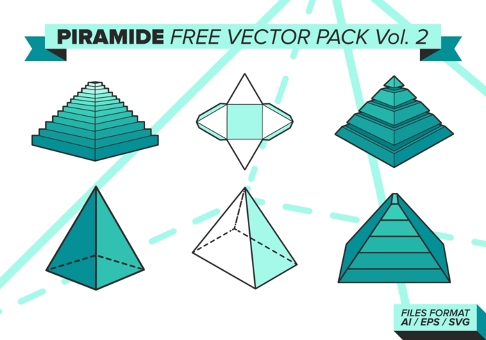 piramide free vector pack vol. 2