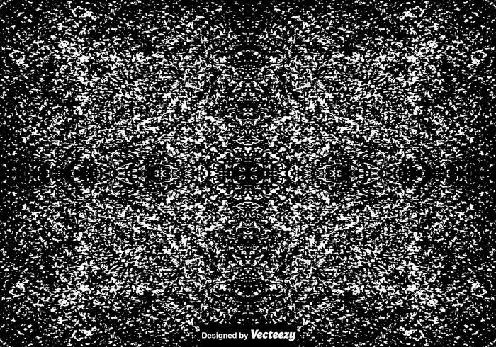 Grunge overlay texture - Vector