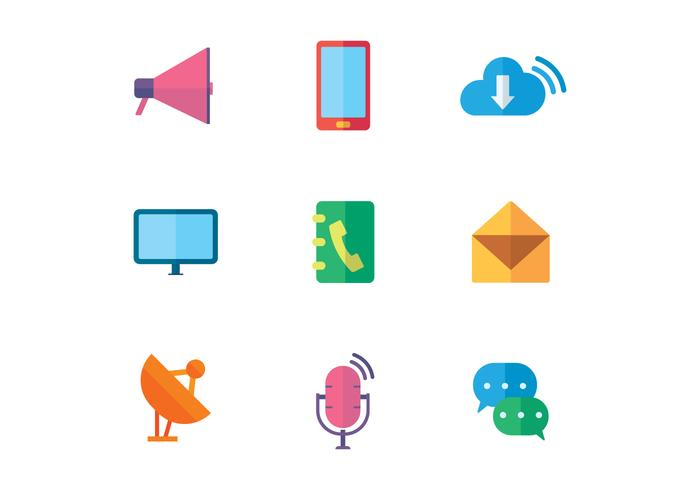 Free Communication Vector