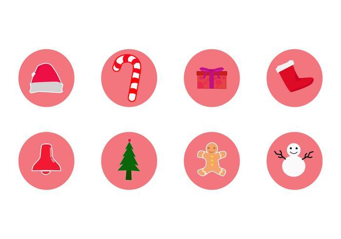 Free Christmas Icon Vector
