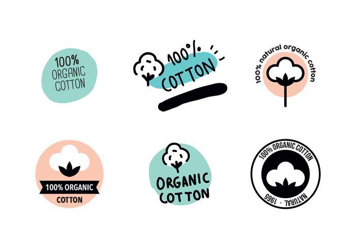 Organic Cotton Logos
