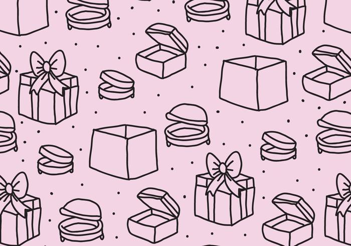 Ring Boxes Pattern