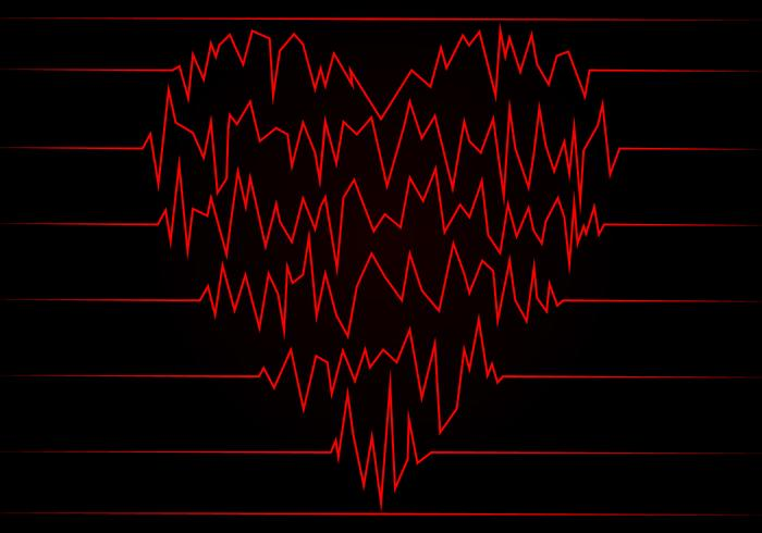 Heart Rate Free Vector