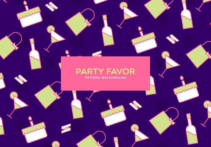 Party Favor Achtergrond