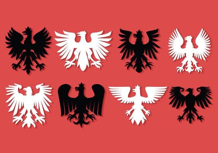 Free Polish Eagle Vector