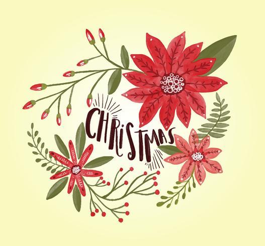 Antecedentes de Navidad vector