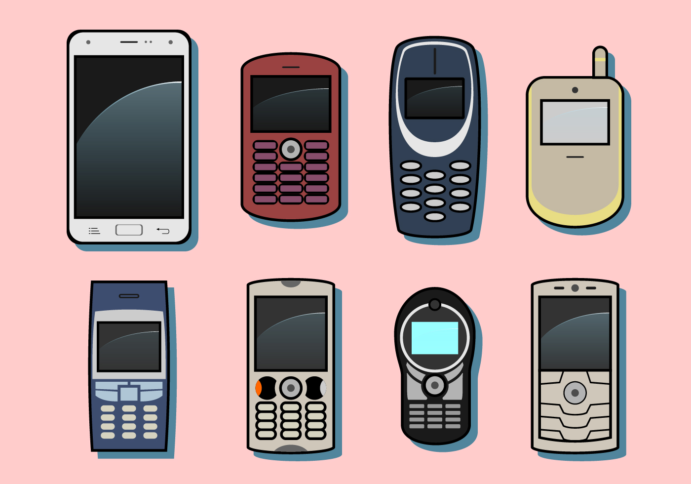 Nude graphics for cell phones